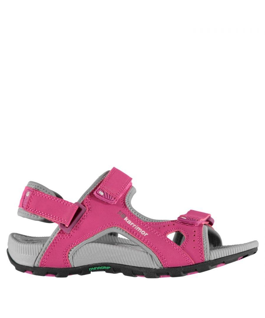 Image for Karrimor Kids Antibes Junior Sandals Shoes Casual Summer Hook and Loop