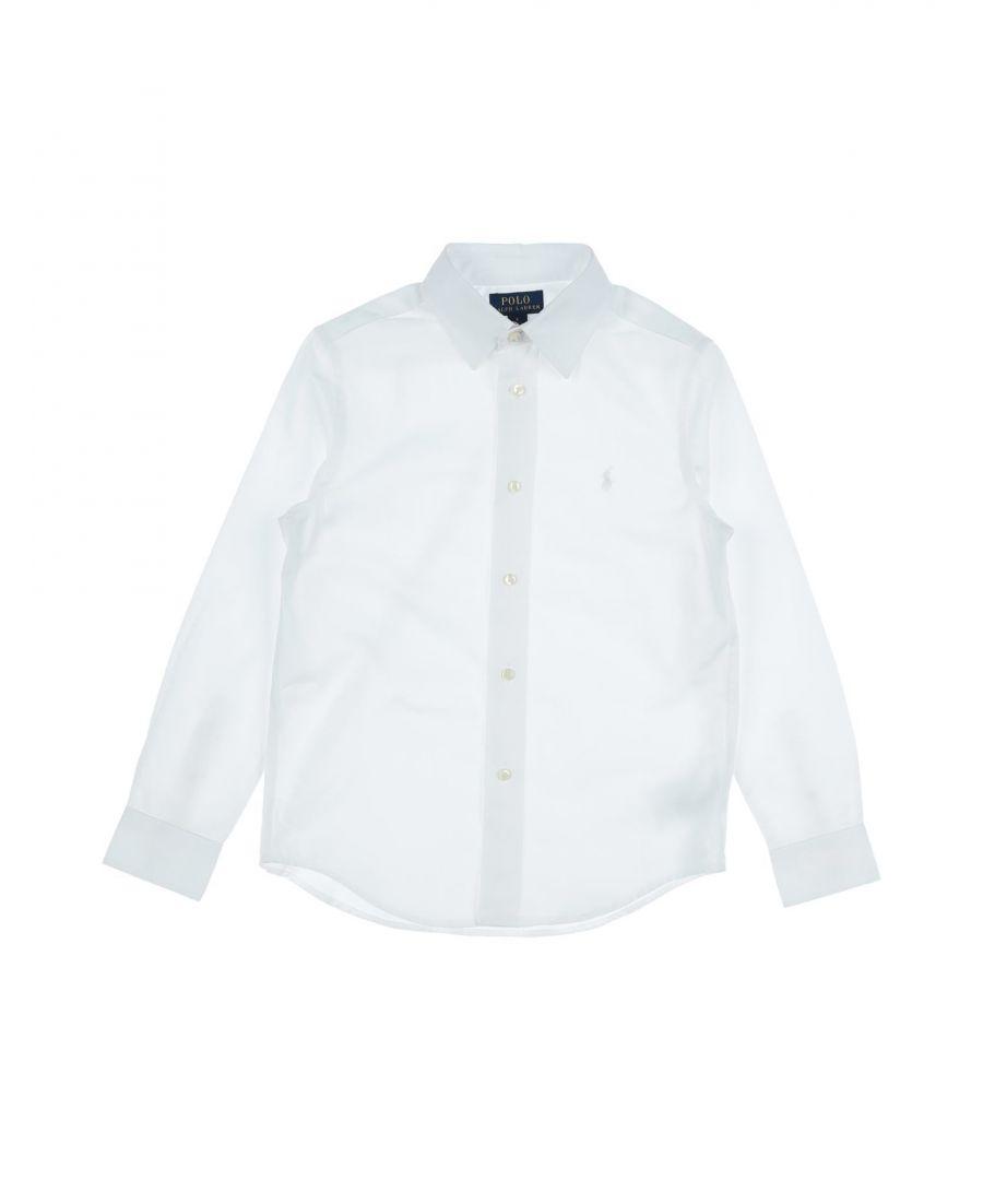 Image for Ralph Lauren Boy Shirts Cotton