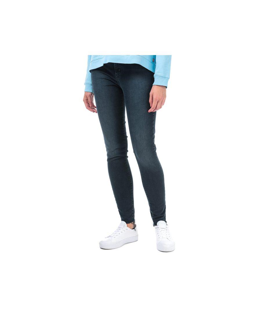Image for Women's Levi's Mile High Super Skinny Jeans In Denim