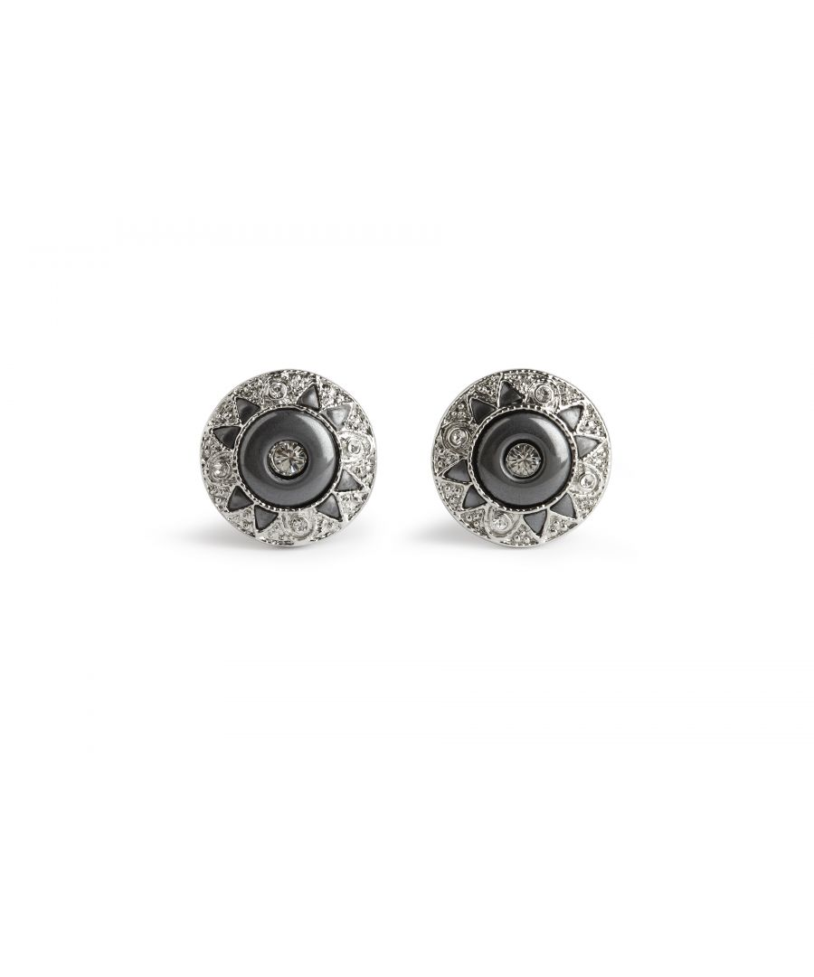 Image for Haematite Victoriana Cufflinks