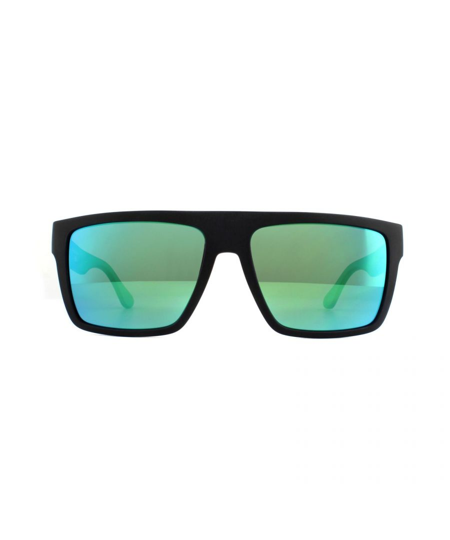 Image for Tommy Hilfiger Sunglasses TH 1605/S 3OL Z9 Black Green Mirror