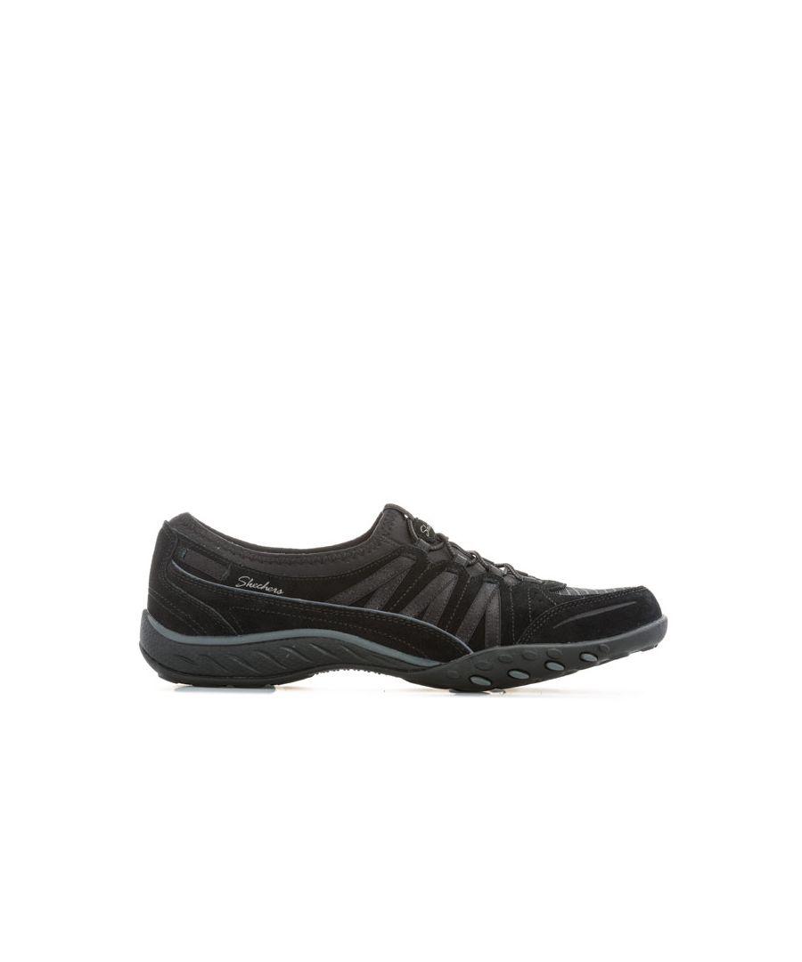 Image for Women's Skechers Breathe Easy Money Bags Shoes in Black