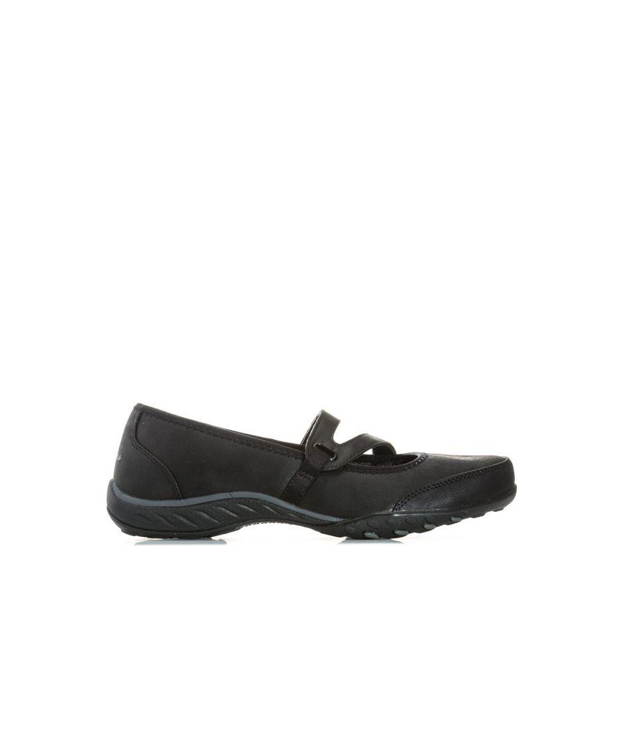 Image for Women's Skechers Breathe Easy Calmly Shoes in Black