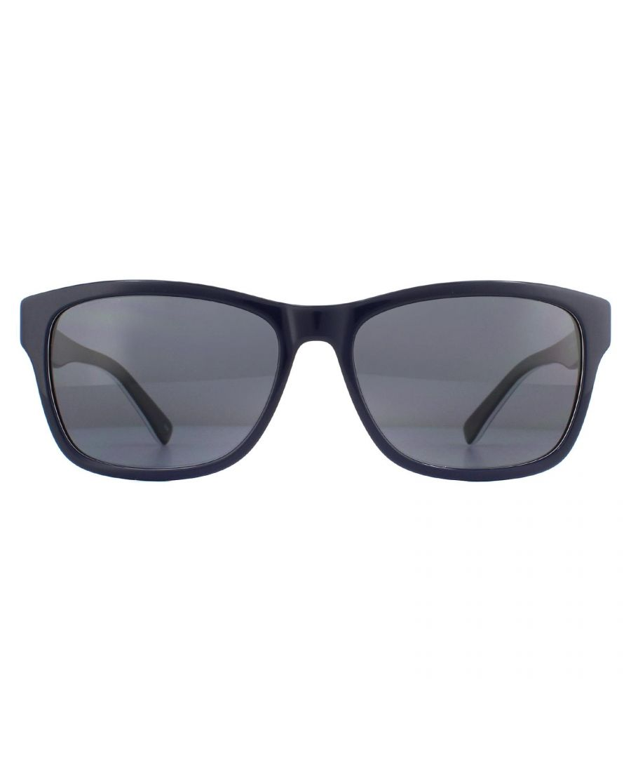 Image for Lacoste Sunglasses L683S 414 Blue Red