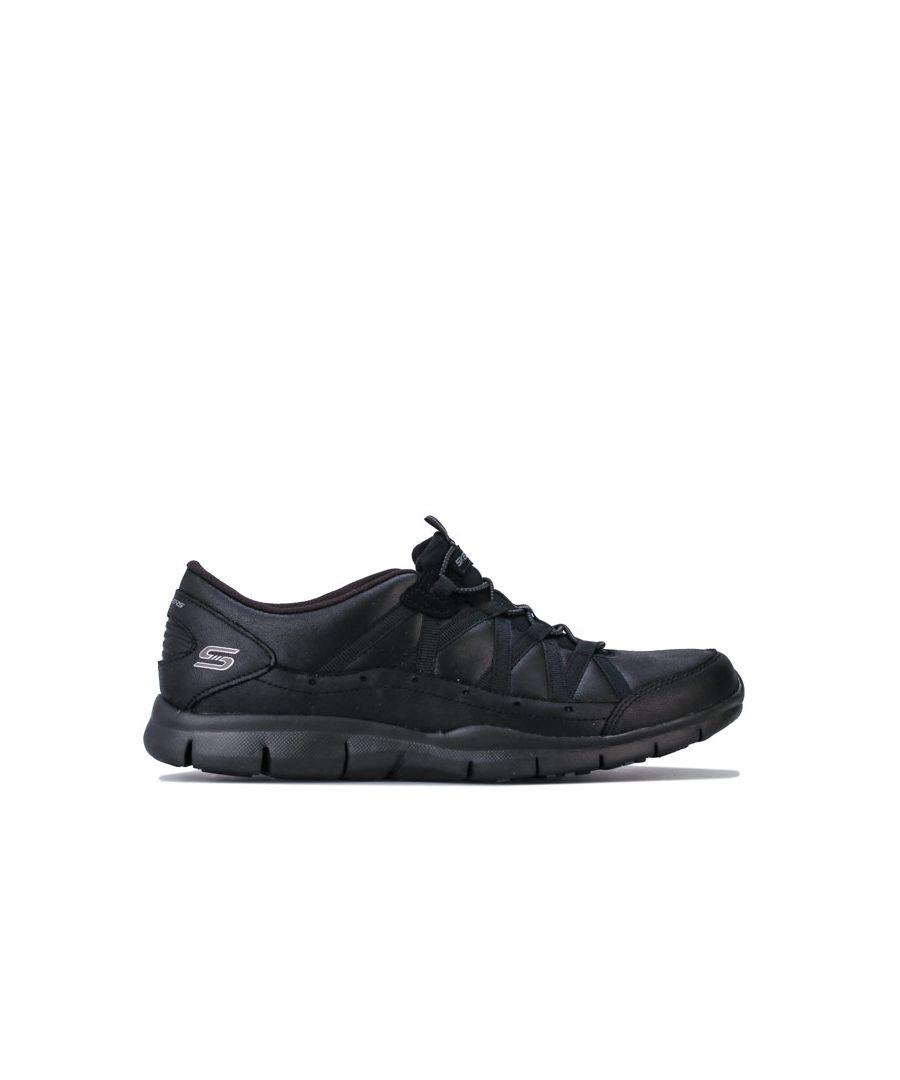 Image for Women's Skechers Gratis Fine Taste Shoes in Black