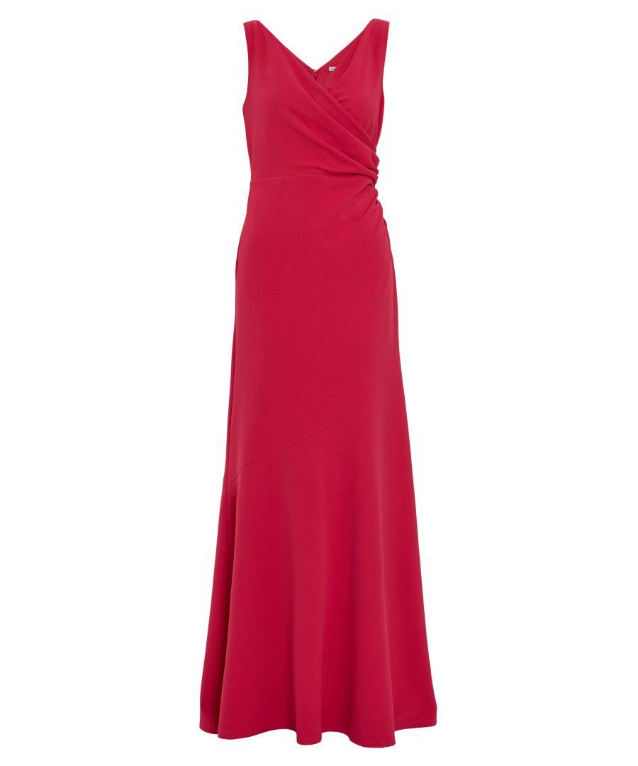 Image for Gilberta Crepe Maxi Dress