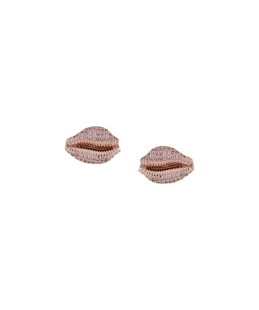 Image for VIVIENNE WESTWOOD WOMEN'S 62010175G109SMG109 PINK METAL EARRINGS