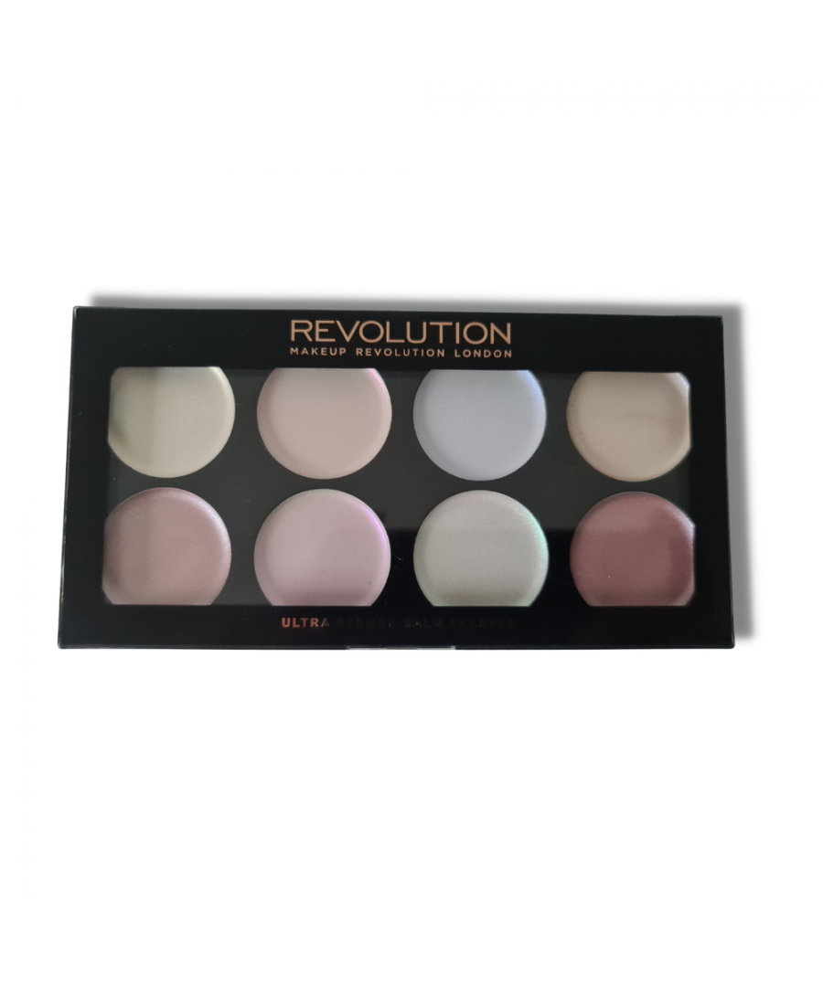 Image for Revolution Makeup London Ultra Strobe Balm Palette
