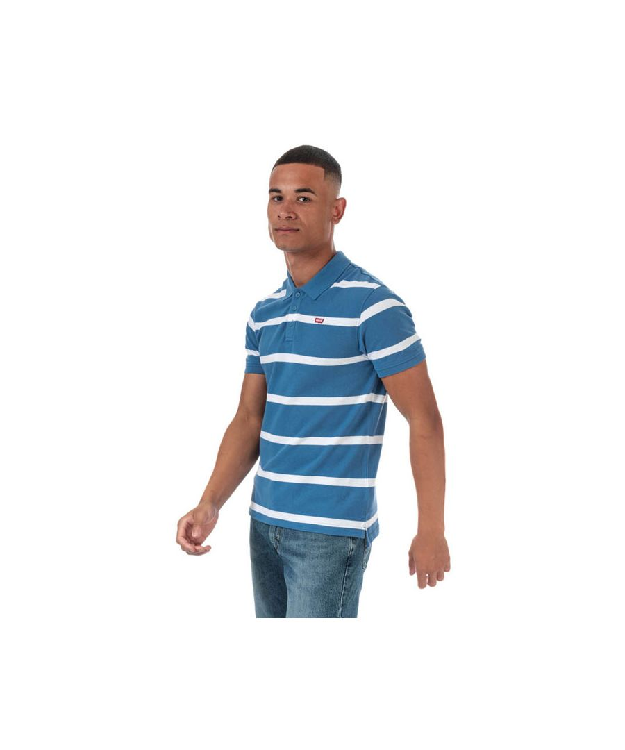 Image for Men's Levis Good Polo Shirt in Blue