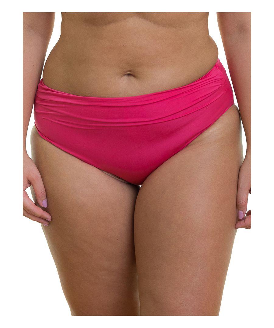 Image for Florea High Waist Bikini Brief