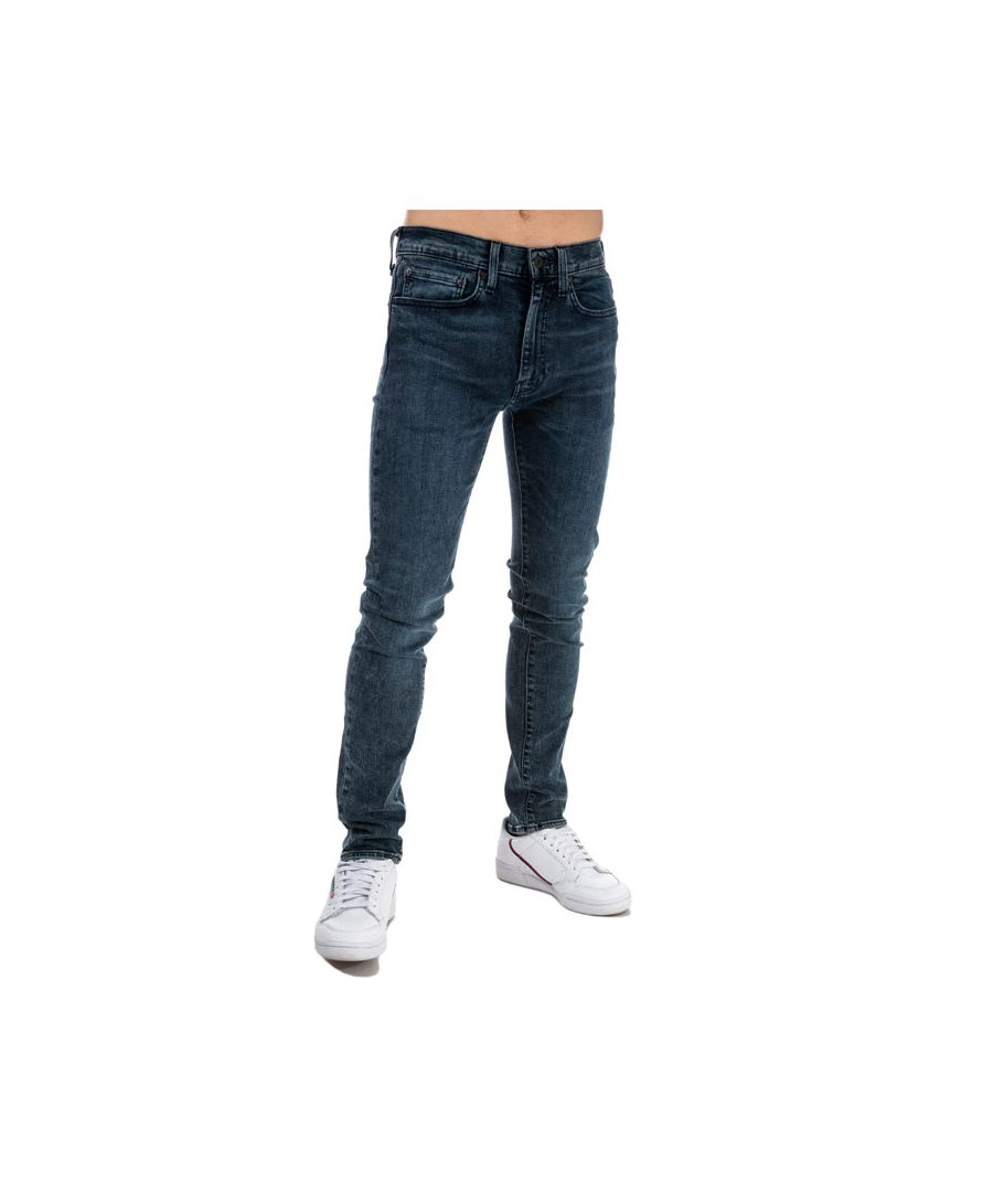 Image for Men's Levis 519 Extreme Skinny Fit Jeans in Denim