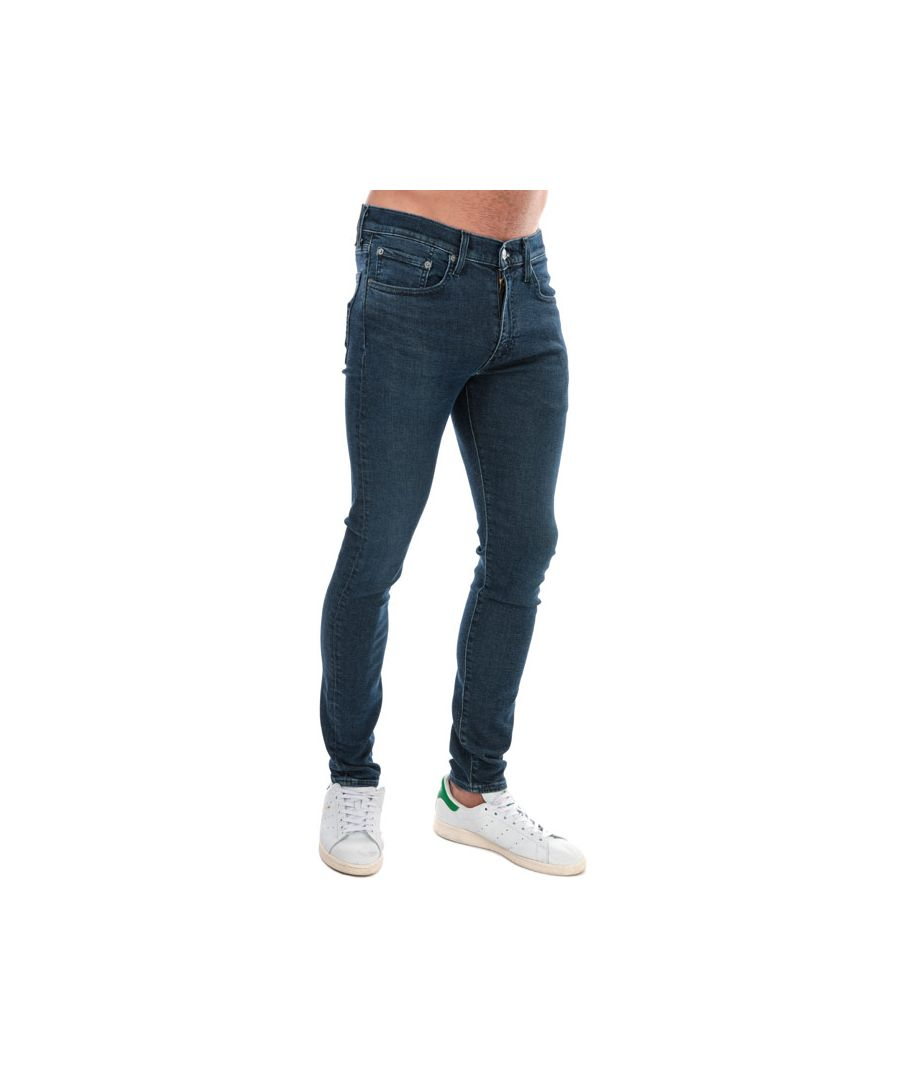 Image for Men's Levis 519 Sage Overt Extreme Skinny Jeans in Denim