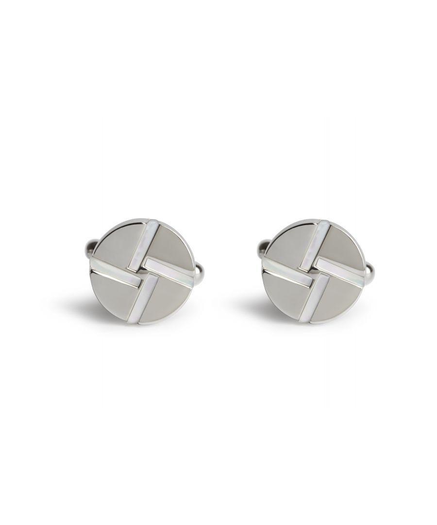 Image for MOP Mondrian Cufflinks