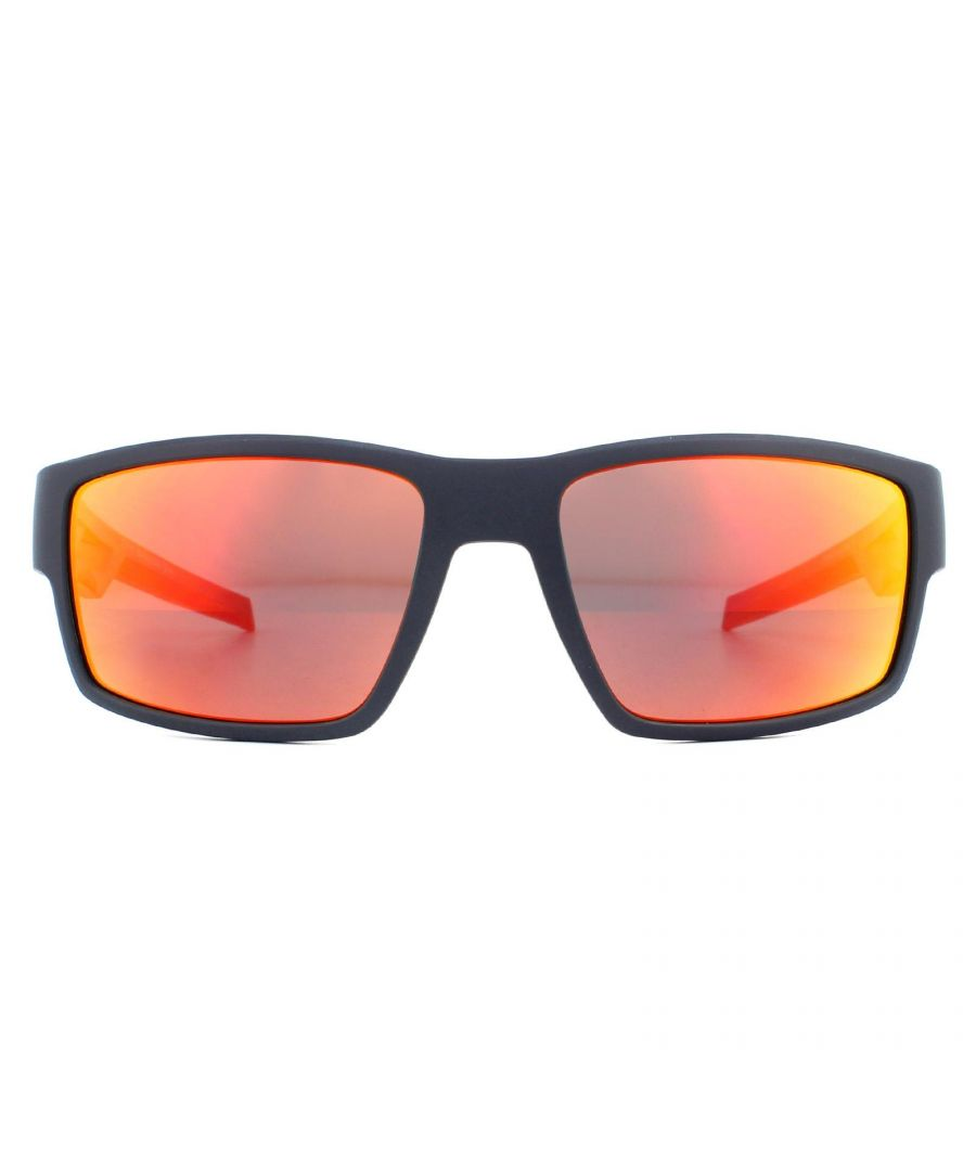 Image for Tommy Hilfiger Sunglasses TH 1806/S FLL UZ Matte Blue Red Mirror