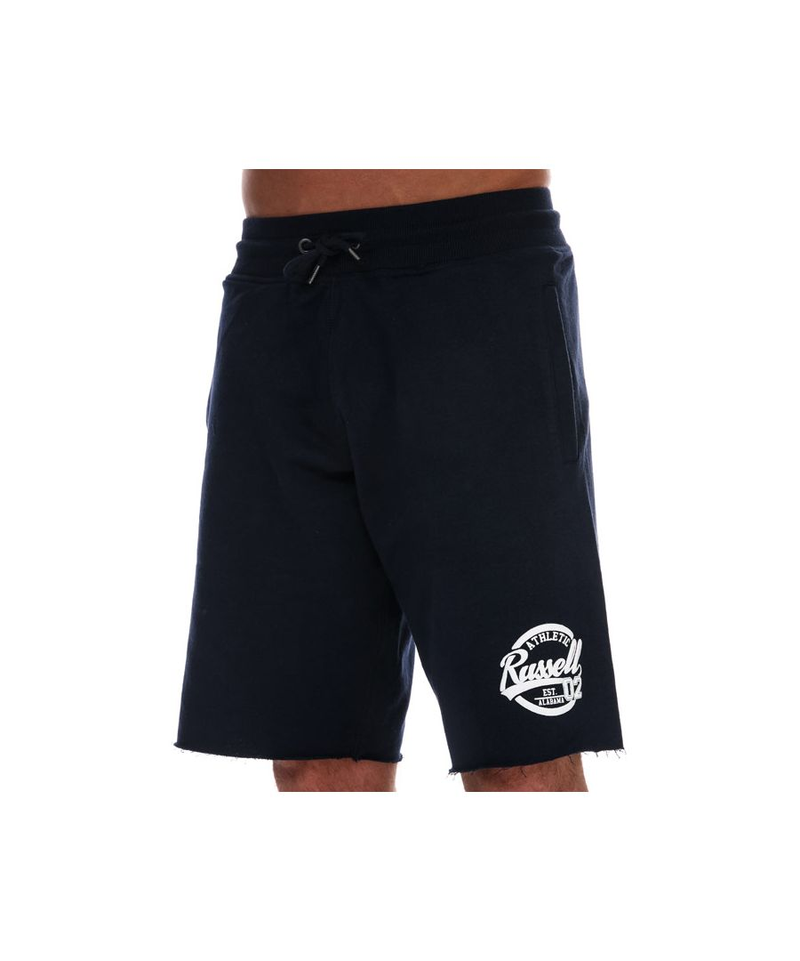Image for Men's Russell Athletic Shorts in Navy