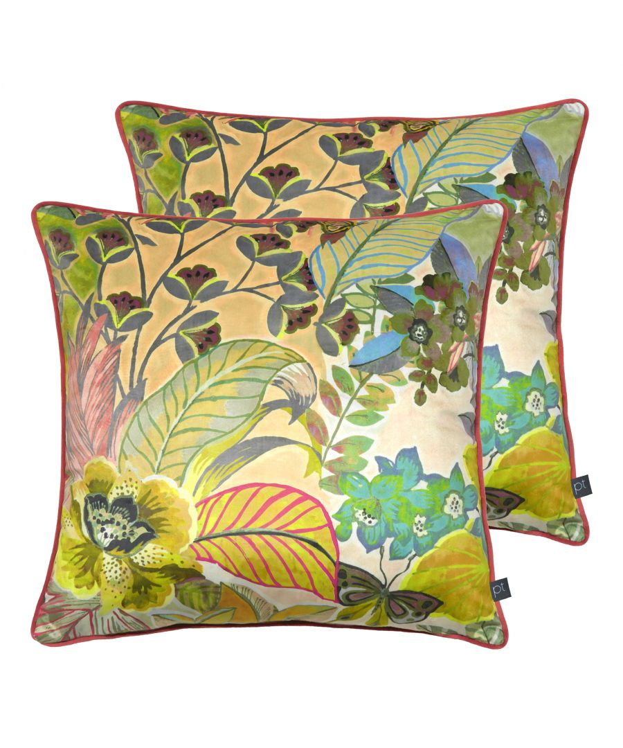 Image for Hidden Paradise Cushions (Twin Pack)
