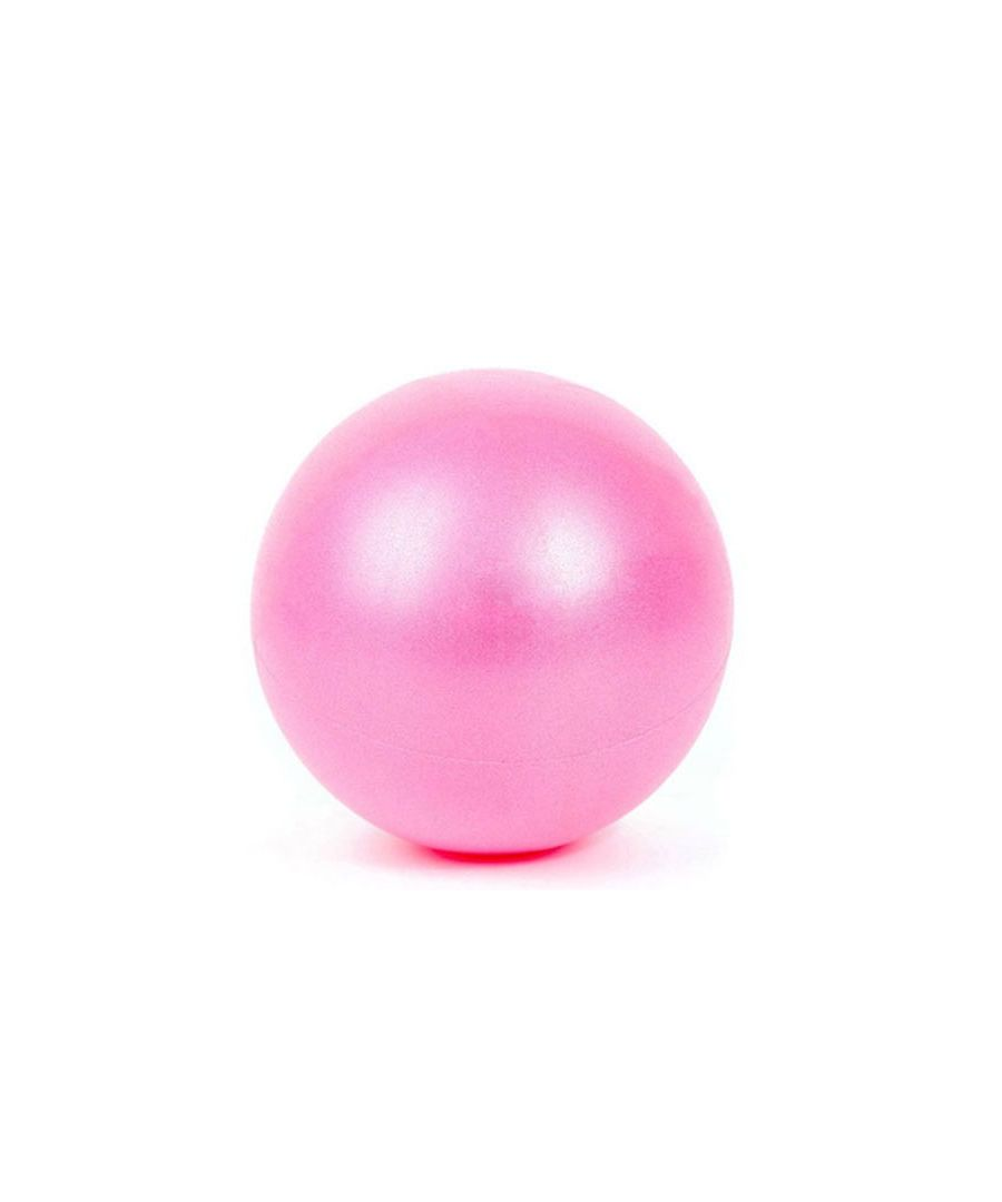 Image for Pilates and Yoga Physical Exercise Mini Ball - Pink