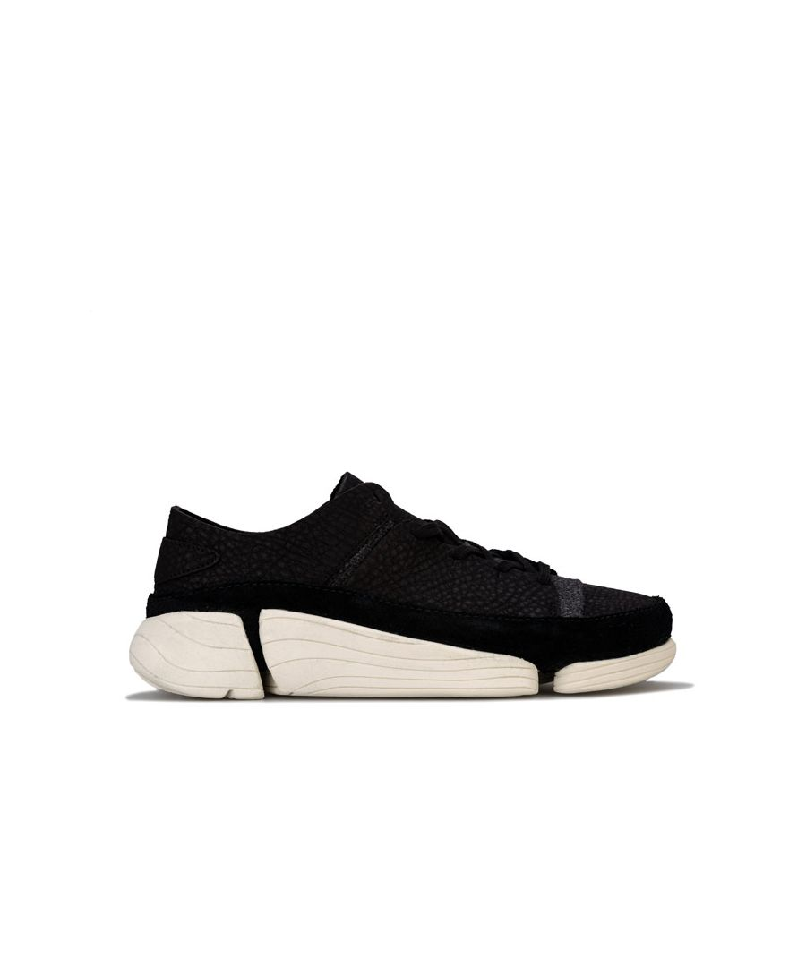 Image for Women's Clarks Originals Trigenic Evo Trainers in Black