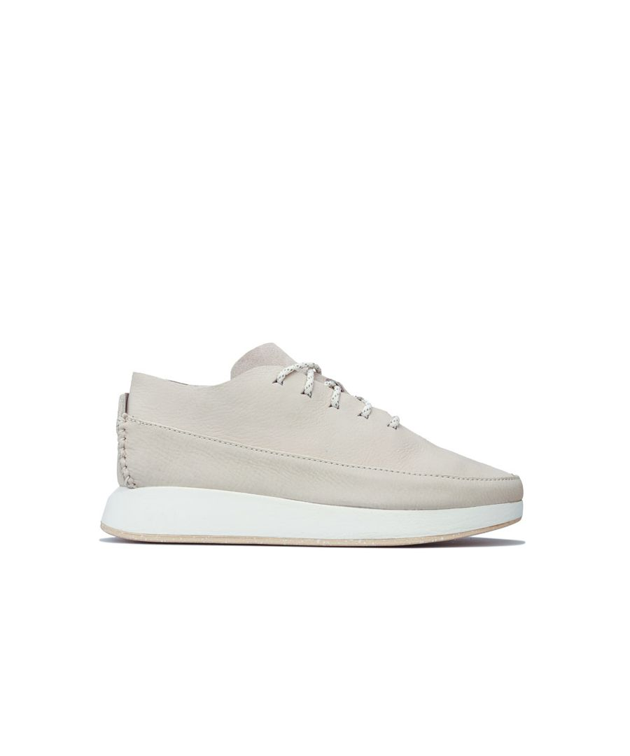 Image for Women's Clarks Originals Kiowa Sport Trainers in Off White