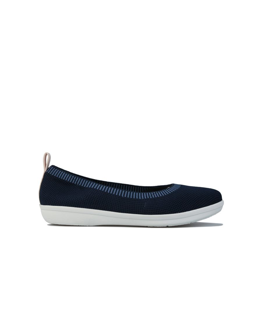 Image for Women's Clarks Ayla Paige Shoes in Navy