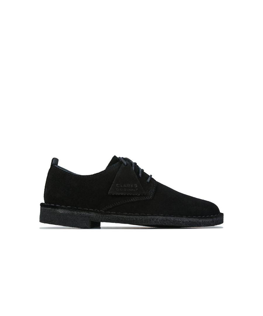 Image for Women's Clarks Originals Desert London Shoes in Black