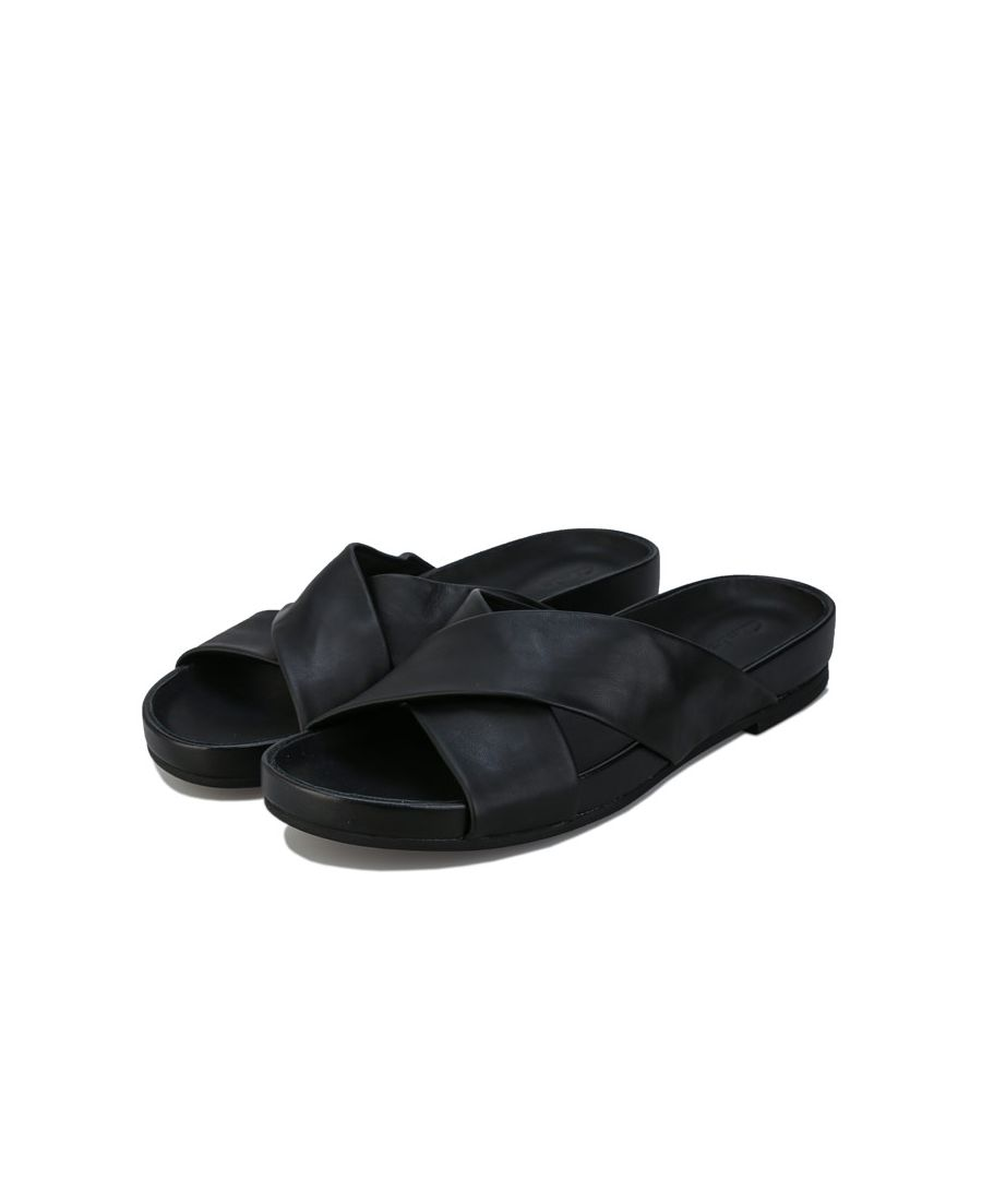 Image for Women's Clarks Pure Cross Sandals in Black
