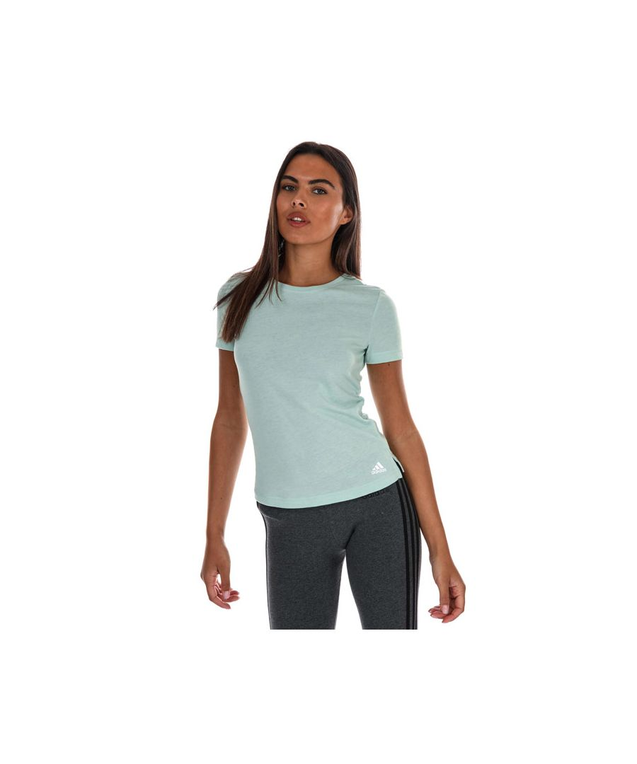 Image for Women's Adidas Prime T-Shirt in Green