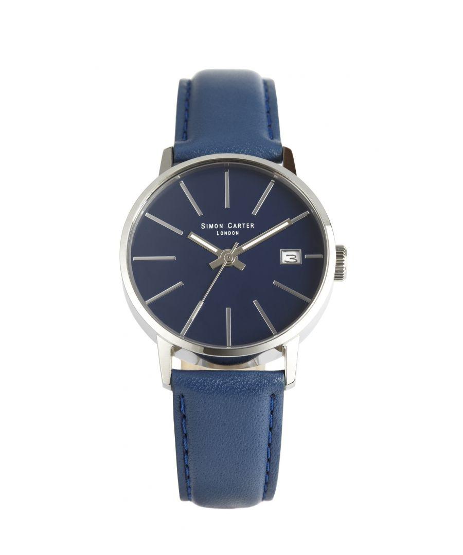 Image for Simon Carter LT905 Watch Blue