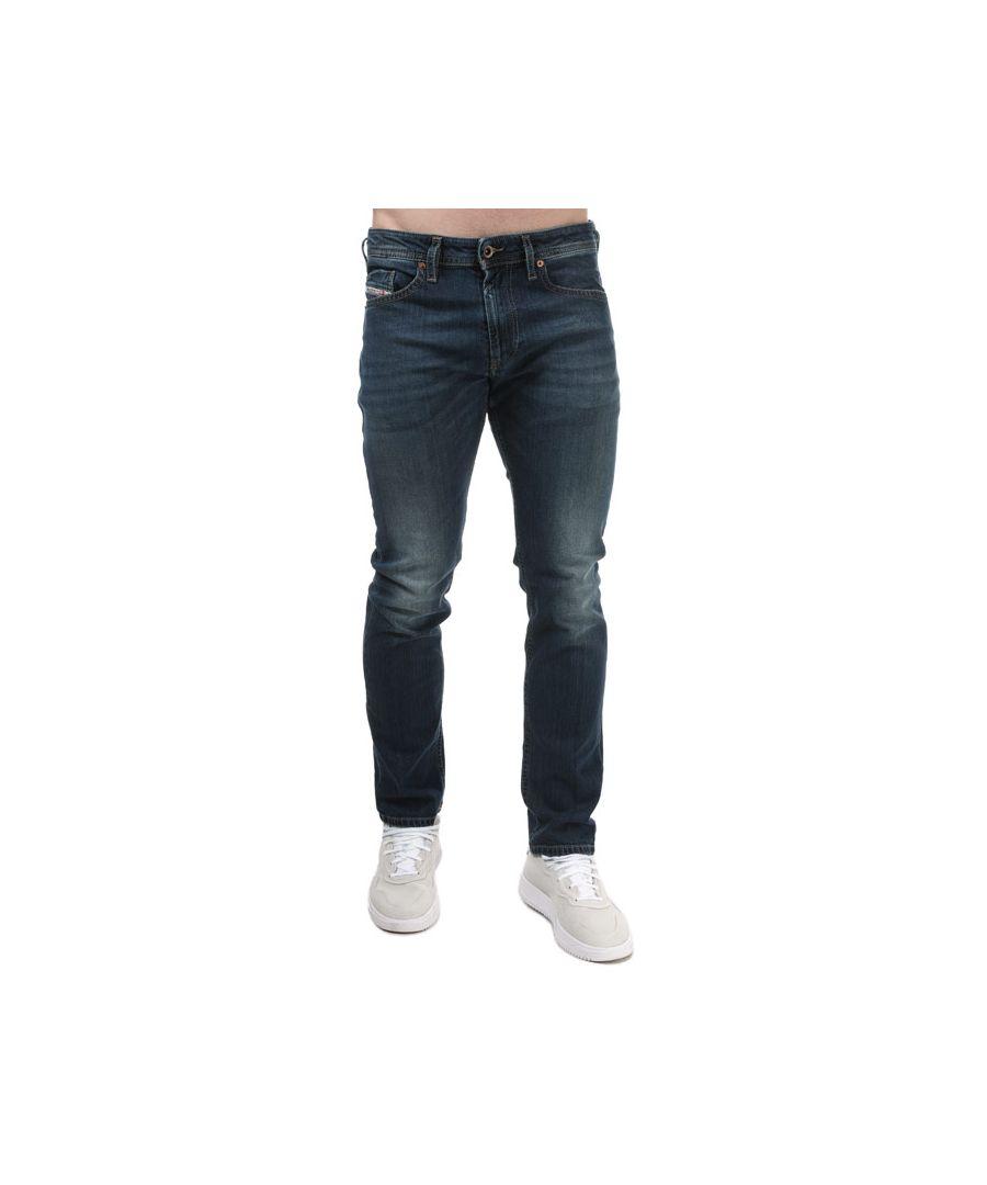 Image for Men's Diesel Thommer Slim Jeans Denim 36Rin Denim
