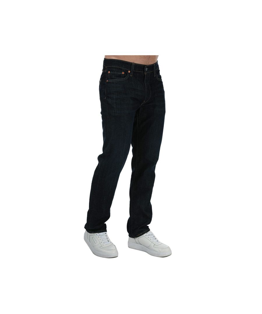 Image for Men's Levis 514 Straight The Rich T2 Jeans in Indigo