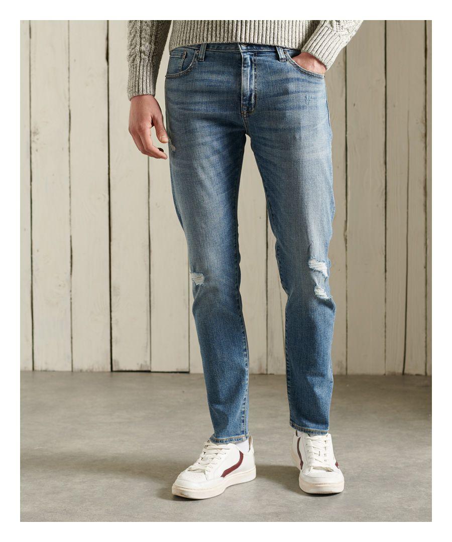 Image for Superdry Slim Jeans