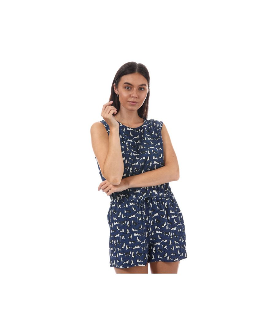 Image for Women's Levis Emma Romper Playsuit in Blue