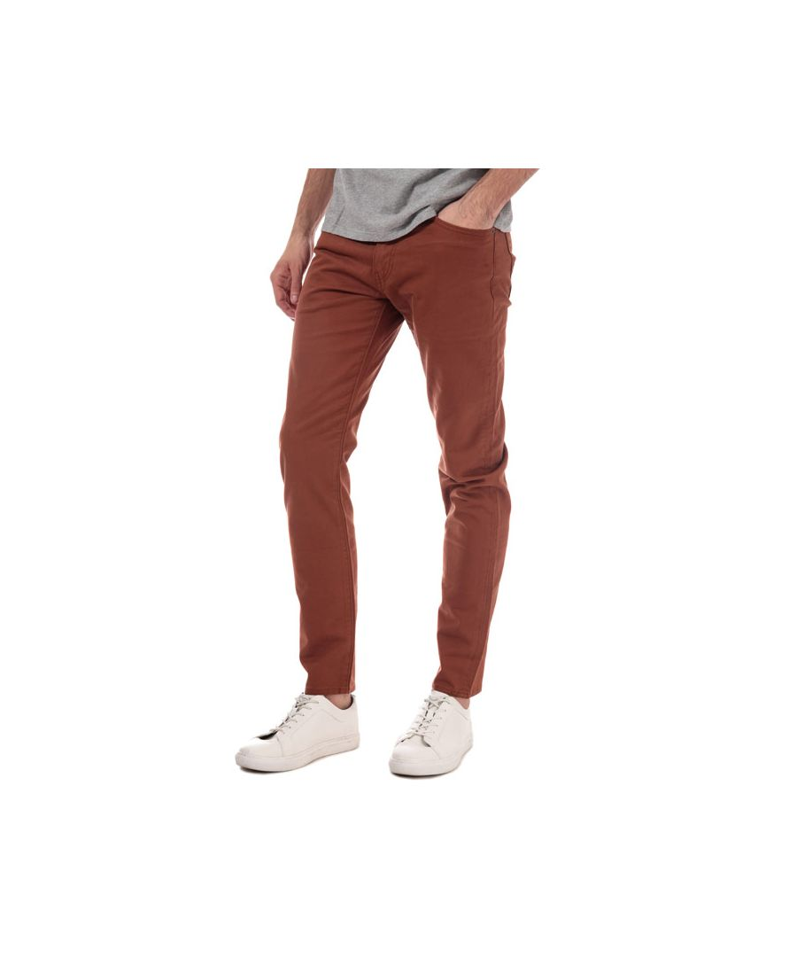 Image for Men's Levis 512 Slim Taper Jeans in Brown