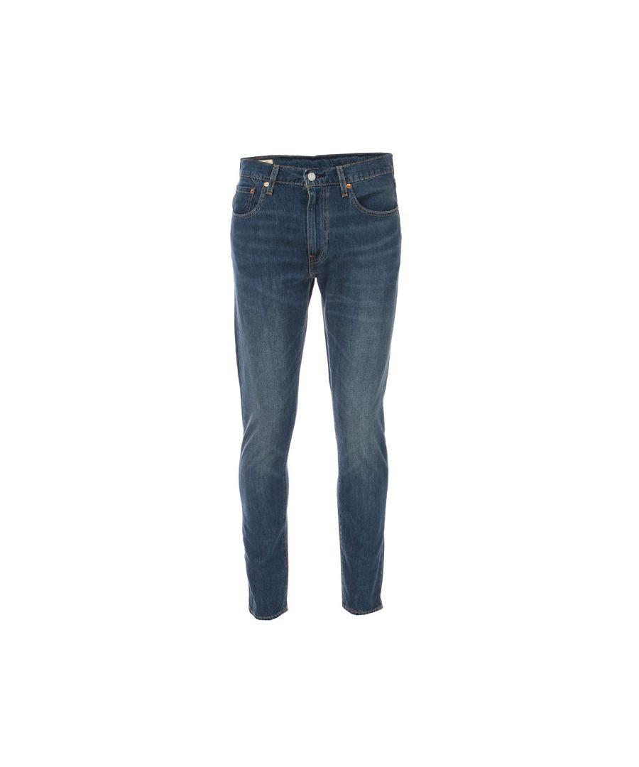 Image for Men's Levis 512 Slim Taper Jeans in Denim
