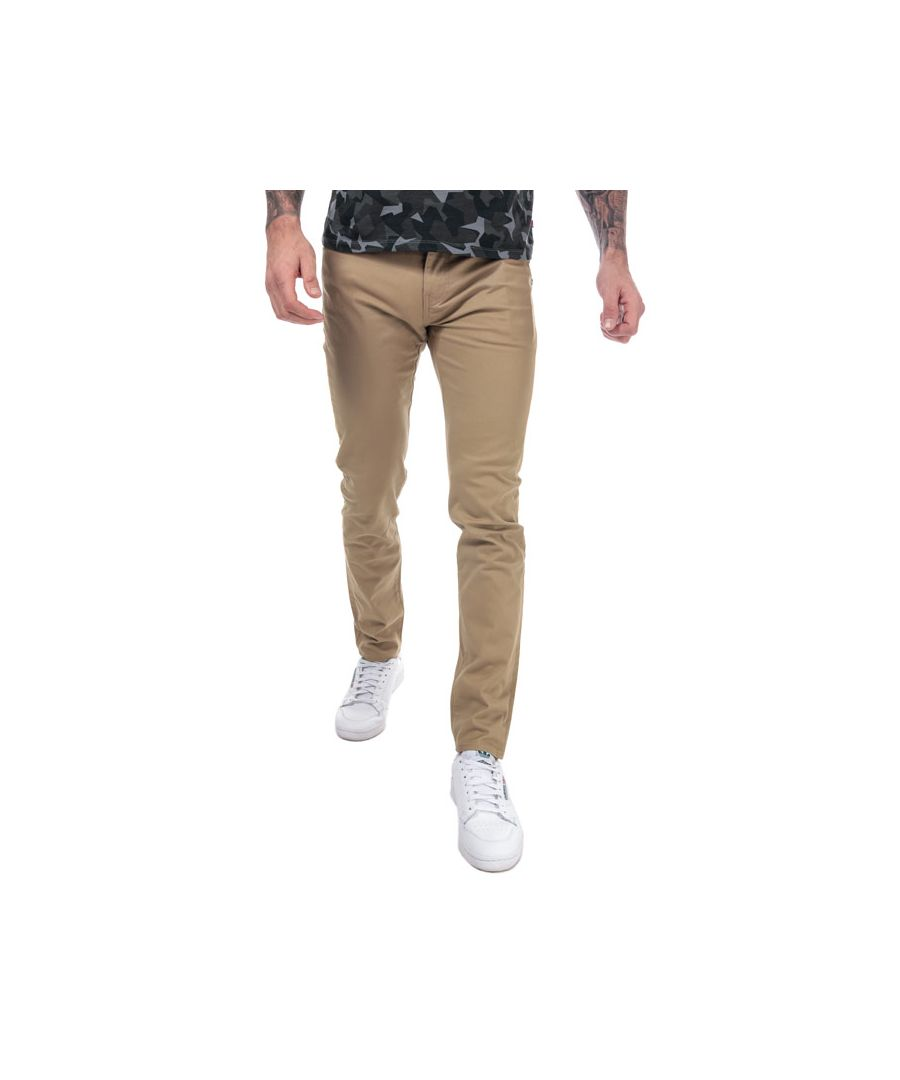 Image for Men's Levis 512 Slim Taper Jeans in Beige