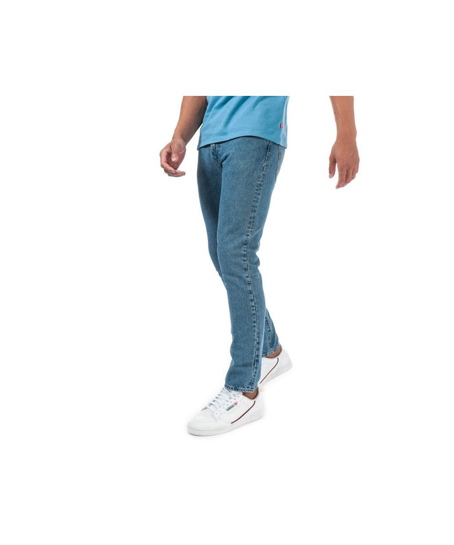 Image for Men's Levis 512 Slim Taper Quake Adapt Jeans in Denim