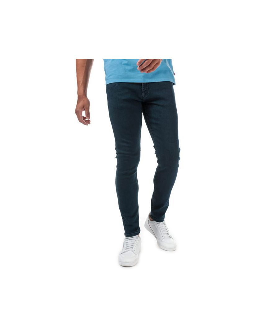 Image for Men's Levis 512 Slim Taper Cedar Flat Jeans in Denim