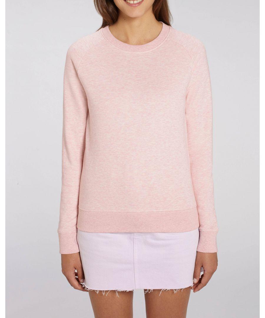 Image for Maum Women's Crew Neck Sweatshirt in Pink