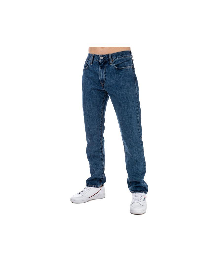 Image for Men's Levis 502 Regular Taper Jeans in Denim