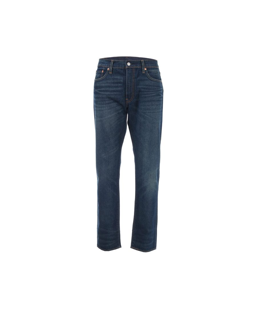 Image for Men's Levis 502 Taper Jeans in Denim