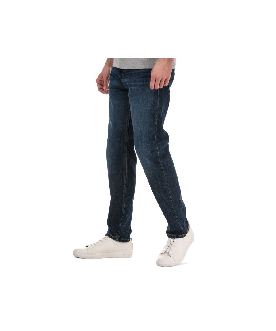 Image for Men's Levis 502 Taper Fit Jeans in Denim