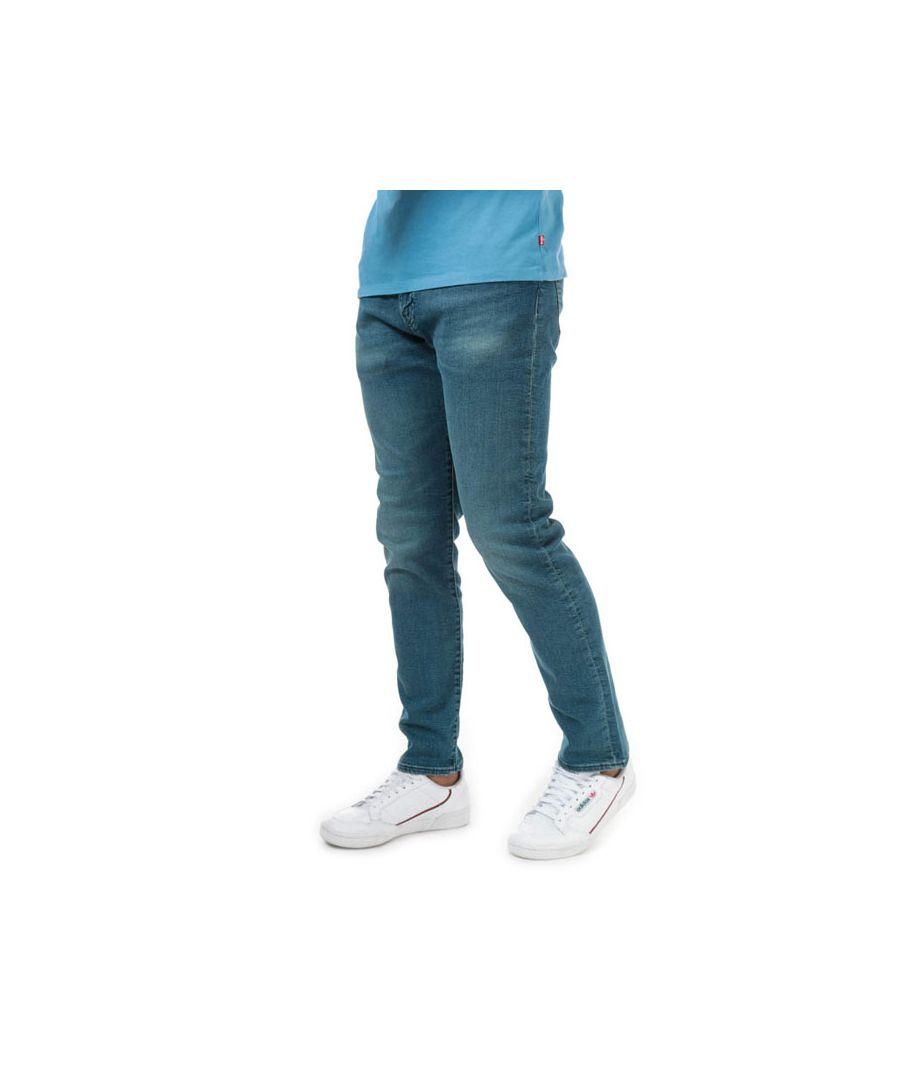 Image for Men's Levis 502 Taper Sage Oceanside Jeans in Denim