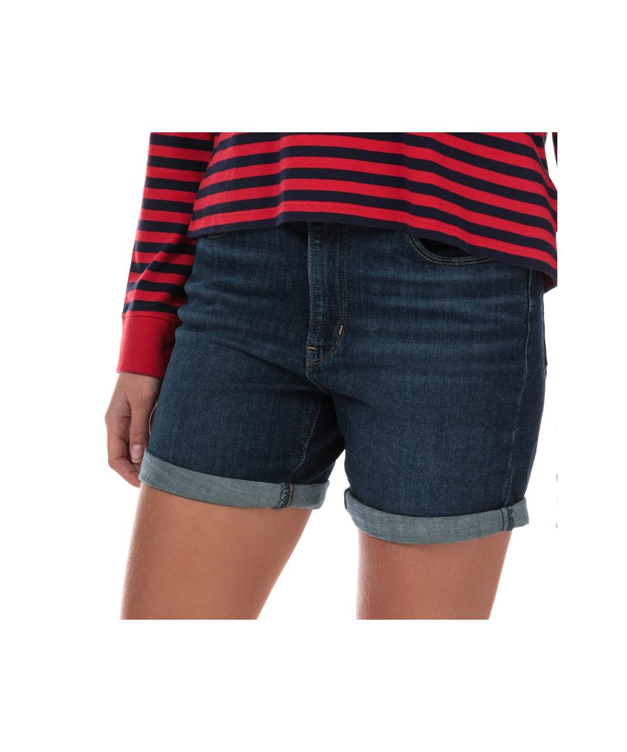 Image for Women's Levis Global Classic Shorts in Dark Blue