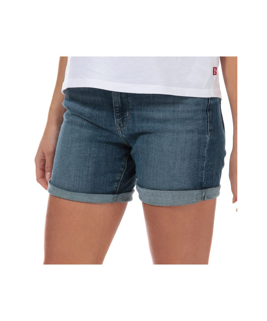 Image for Women's Levis Global Classic Shorts in Denim