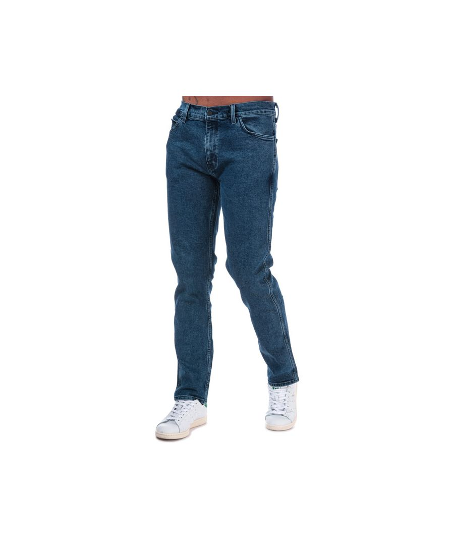 Image for Men's Levis L8 Slim Straight Jeans in Denim