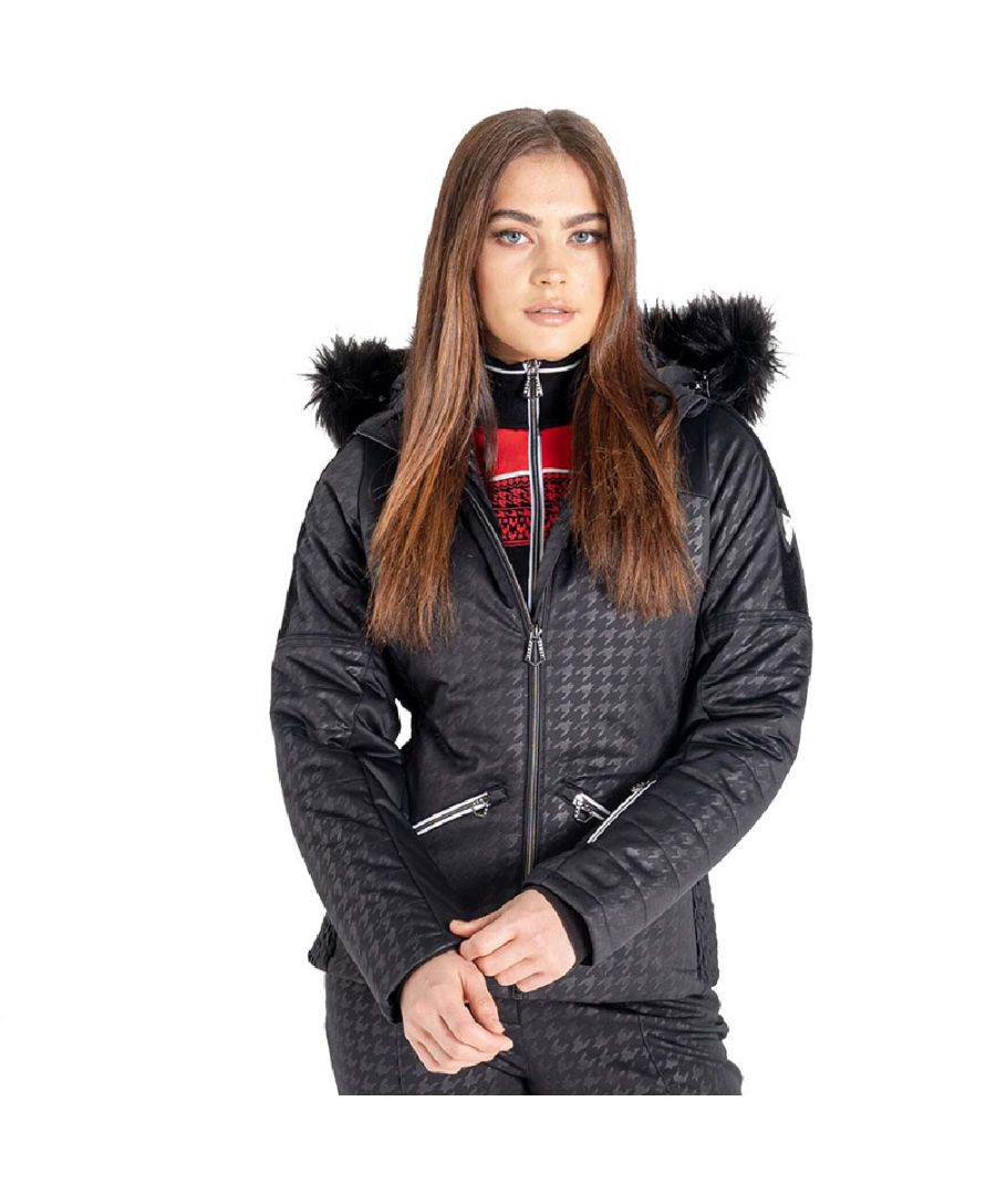 Image for Dare 2b Womens Prestige Waterproof Breathable Ski Coat