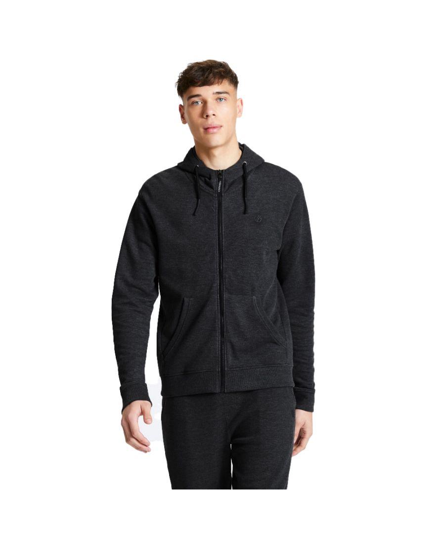 Image for Dare 2b Mens Modulus Full Zip Hooded Sweatshirt