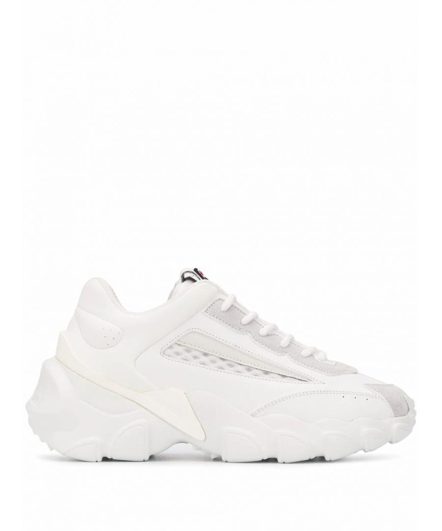 Image for FILA  WOMEN'S 10109431FG WHITE LEATHER SNEAKERS