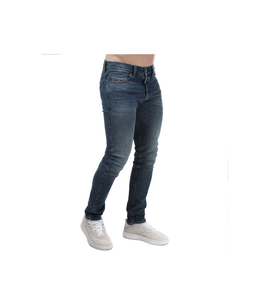 Image for Men's Diesel D-Luster Slim Jeans Denim 30Sin Denim