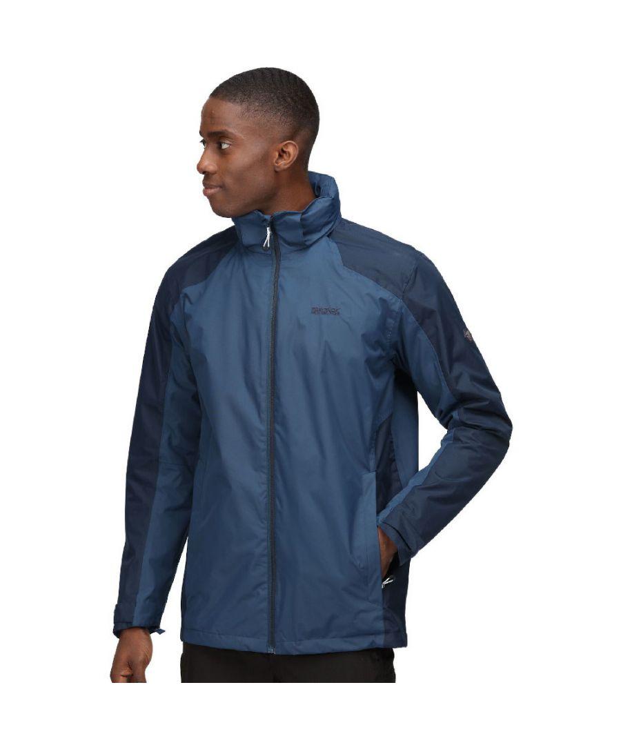 Image for Regatta Mens Telmar IV 3 In 1 Waterproof Jacket Coat